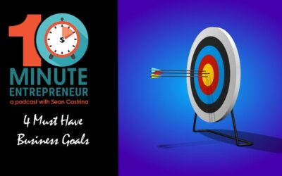 Ep 318: 4 Must Have Business Goals