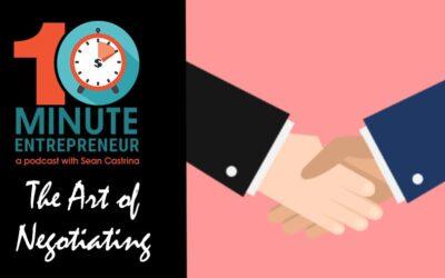Ep 345: Art of Negotiating
